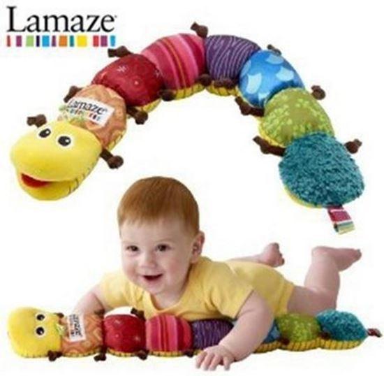 Музыкальная гусеница Lamaze