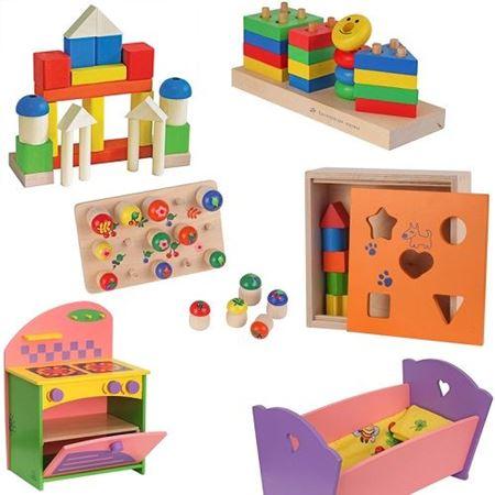 Изображение для категории Деревянные игрушки