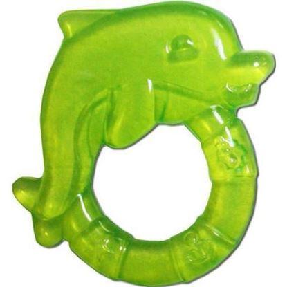 Прорезыватель Canpol дельфин зеленый