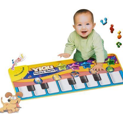 Коврик-фортепиано