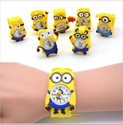 """Детские наручные часы """"Миньон"""""""