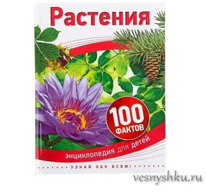 100 фактов растения главная