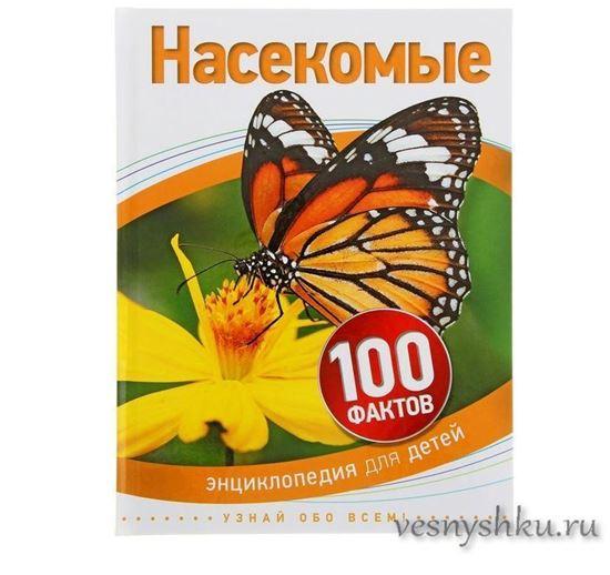 100 фактов насекомые главная