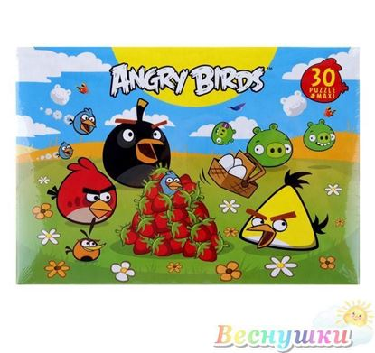 Макси-пазлы Angry Birds