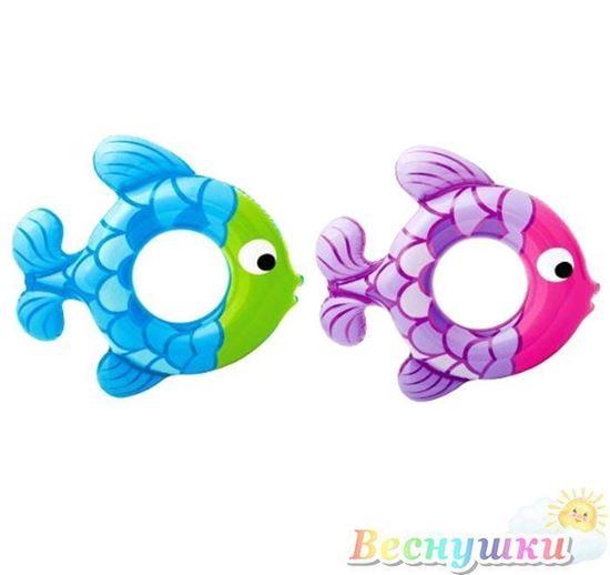 """Круг надувной """"Рыбки"""""""