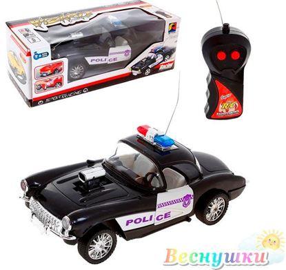 машинка радиоуправляемая полиция