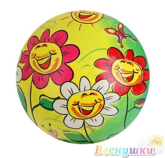 "Мяч ""Веселые ромашки"""