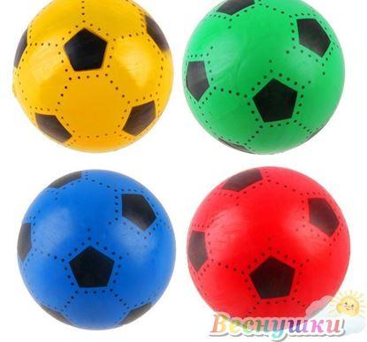 Мяч футбольный надувной