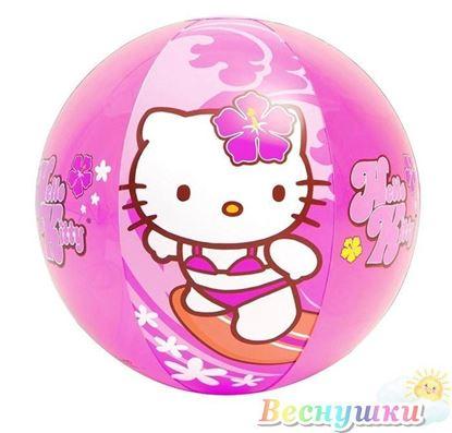 """Мяч надувной """"Hello Kitty"""""""
