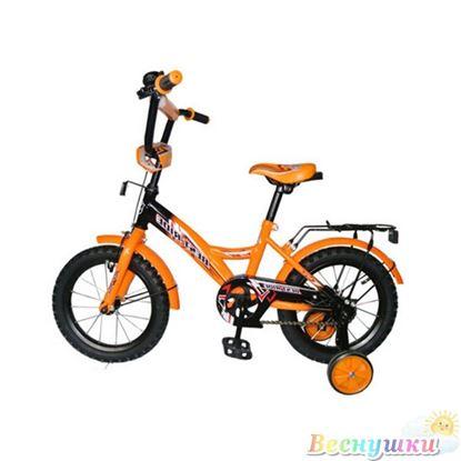 BR16 Велосипед 2-х колесный 16 дюймов