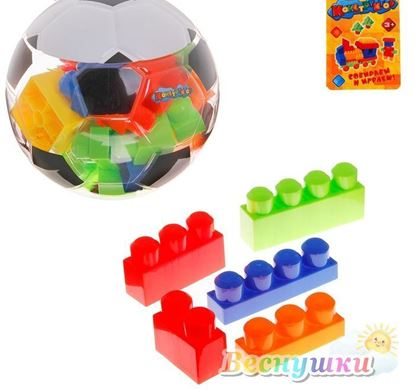 конструктор мяч