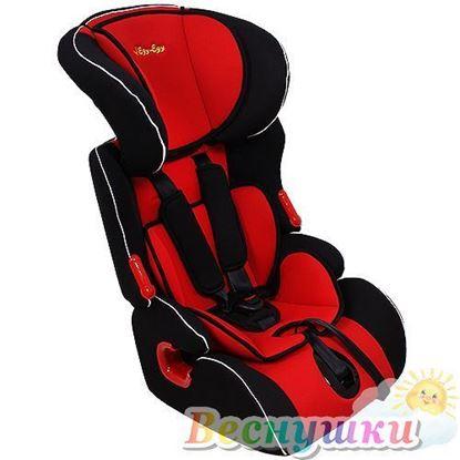 Автокресло Еду-Еду KS-516 Lux, красное