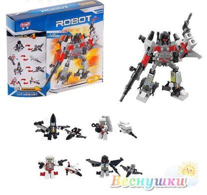 конструктор робот 76