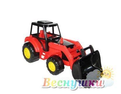 мастер трактор погрузчик