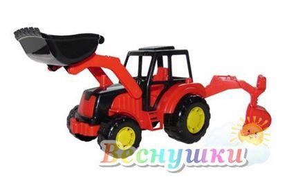 мастер трактор экскаватор