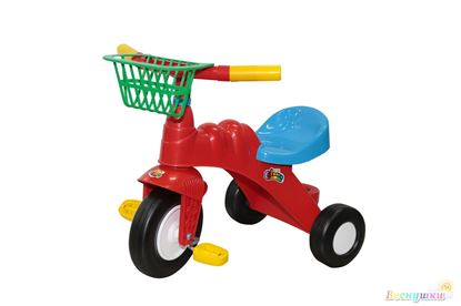 велосипед трехколесный малыш