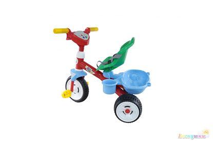 велосипед бейби трайк с ремешком