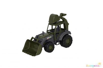 трактор мастер