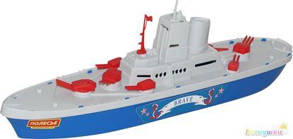 корабль смелый
