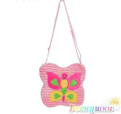 """Мягкая сумочка """"Бабочка"""""""