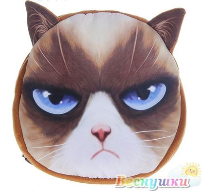 """Мягкий рюкзак """"Кот"""""""