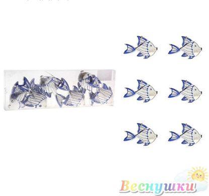 елочные рыбки