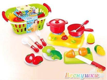 Набор кухонных принадлежностей для девочек