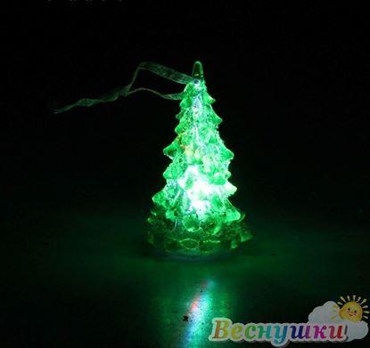 световая елка