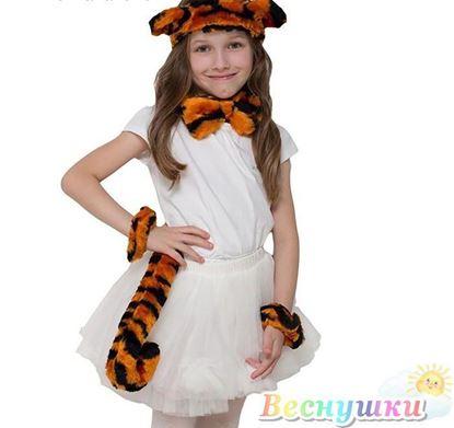 карнавальный набор тигр