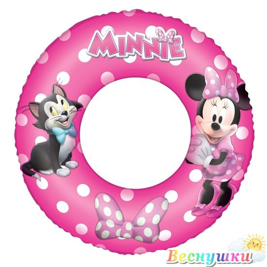"""Круг для плавания """"Минни Маус"""""""