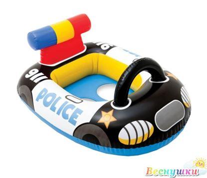 """Круг для плавания """"Полицейская машина"""""""